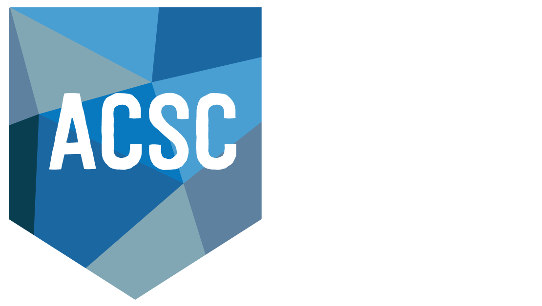 Advanced Cyber Security Center logo